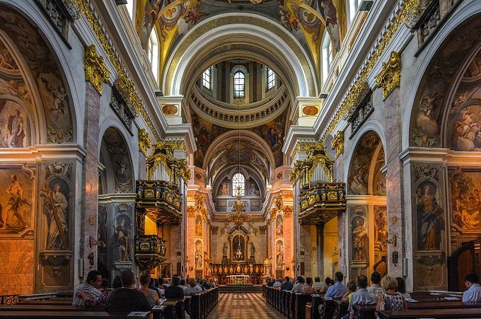 La Slovenia è il paese da visitare nel 2020: cattedrale san nicola