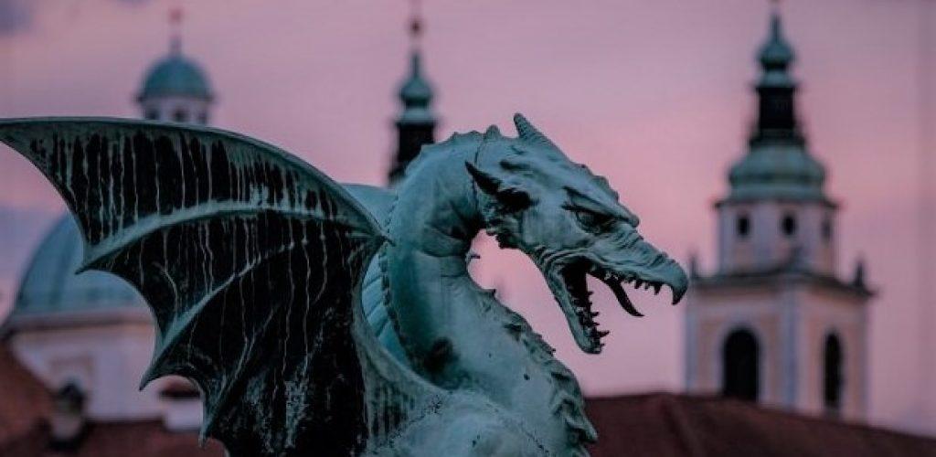 La Slovenia è il paese da visitare nel 2020: il drago simbolo di Lubiana