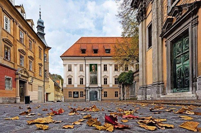La Slovenia è il paese da visitare nel 2020: lubiana