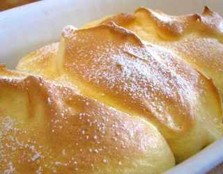 Salzburger Nockerl, gnocco dolce salisburghese