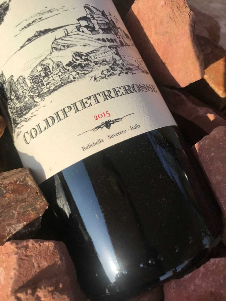 Wine Tourism 12 mesi, 12 idee per scoprire l'Italia: Coldipietrerosse dell'azienda Bulichella