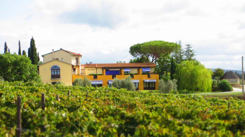 Wine Tourism 12 mesi, 12 idee per scoprire l'Italia: agriturismo Bulichella