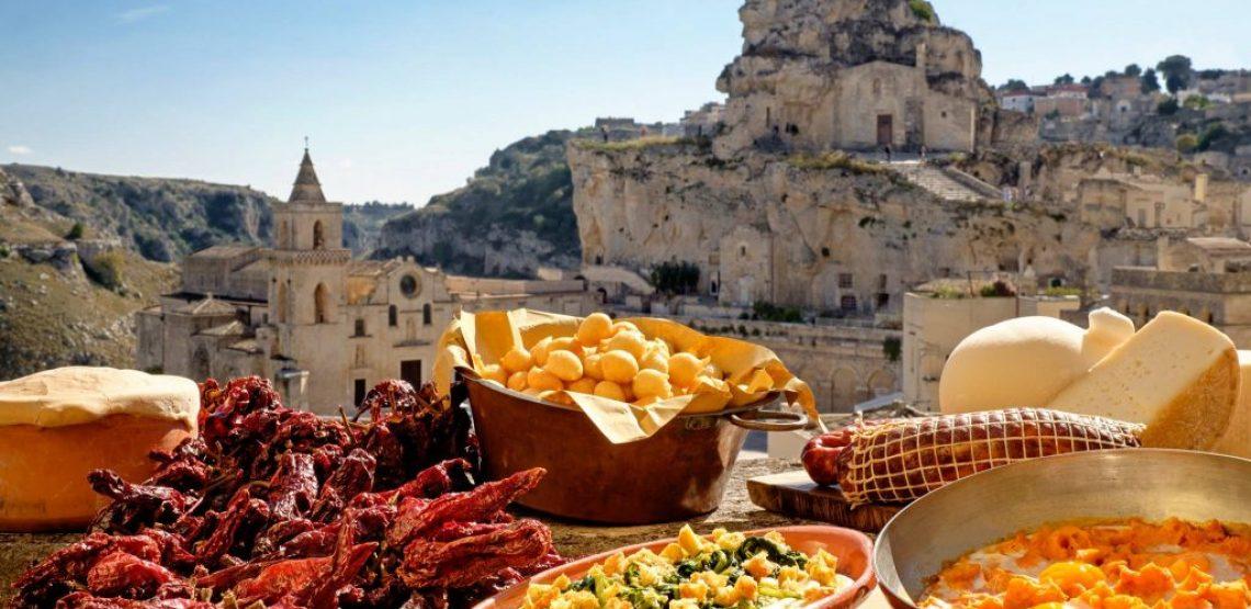 cibo come connessione tra cultura, territorio, tecnologia