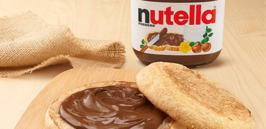 Nutella Day McDonald's: lancia il McCrunchy Bread con Nutella