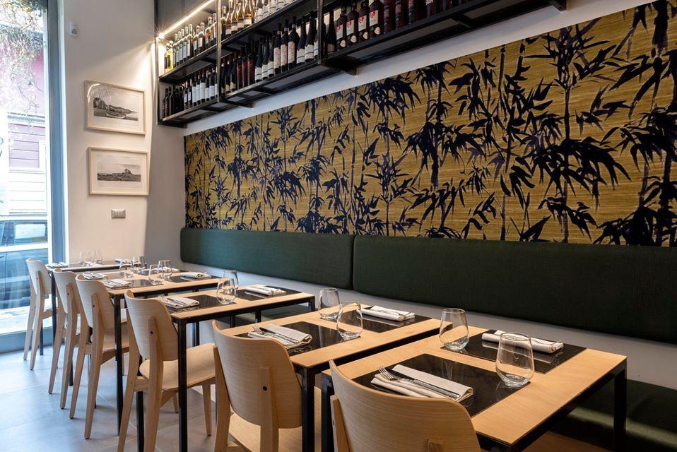 Orma Bruna, il ristorante cool a milano