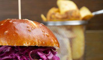 Ul Tracagnott Burger al Mystic Burger