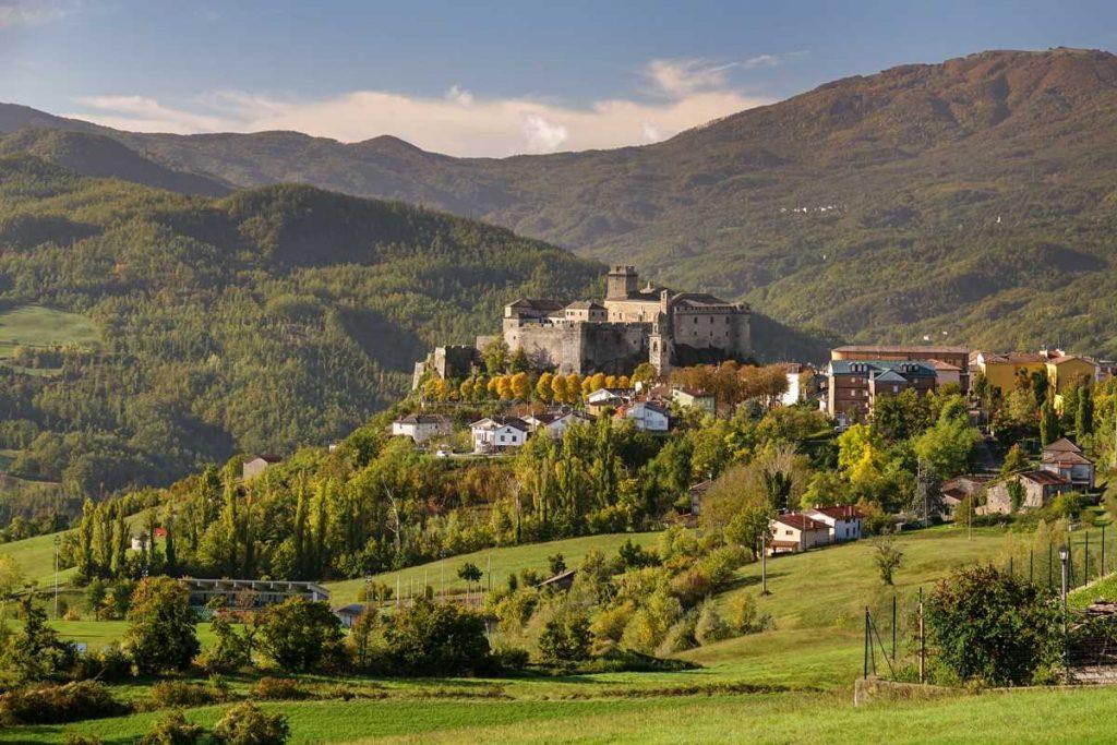 L'Italia più bella e da riscoprire: castello di bardi