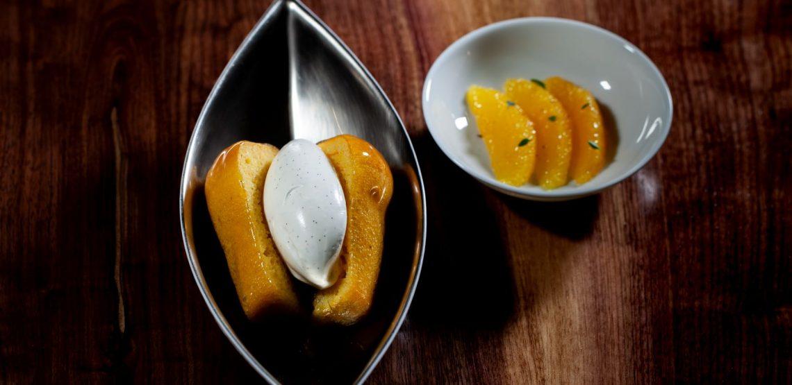 babà, chantilly e arancia: la ricetta