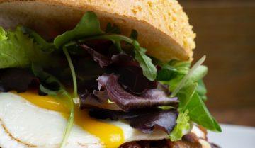 Mystic Burger l'hamburger