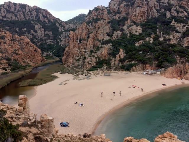 L'Italia più bella e da riscoprire:spiaggia li Cossi in gallura
