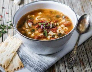 Ricetta antispreco come fare il minestrone