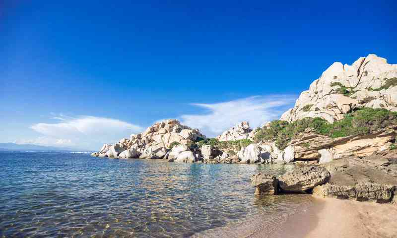 L'Italia più bella e da riscoprire: cala spinosa