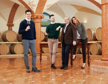 Monte zovo: mondo del vino. Diego Cottini ci parla del post coronavirus