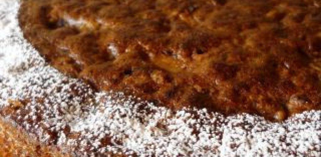 pan muez o sformato di mele: ricetta anti spreco. Recupero pane raffermo