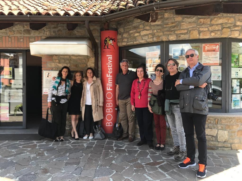 Bobbio, la cittadina piacentina nuova casa dell'arte del 900