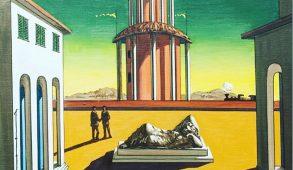 Bobbio, la cittadina piacentina nuova casa dell'arte del Novecento