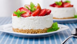 Cheese cake alle fragole
