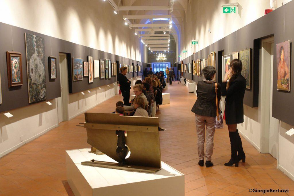 Bobbio, la cittadina piacentina nuova casa dell'arte contemporanea