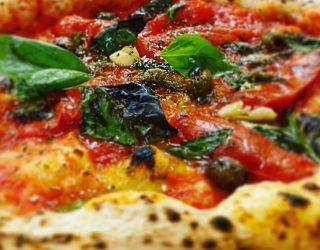 pizza marinara Da Zero Cilento. un tuffo nella cultura del cibo