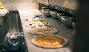 pizza marinara Da Zero Cilento