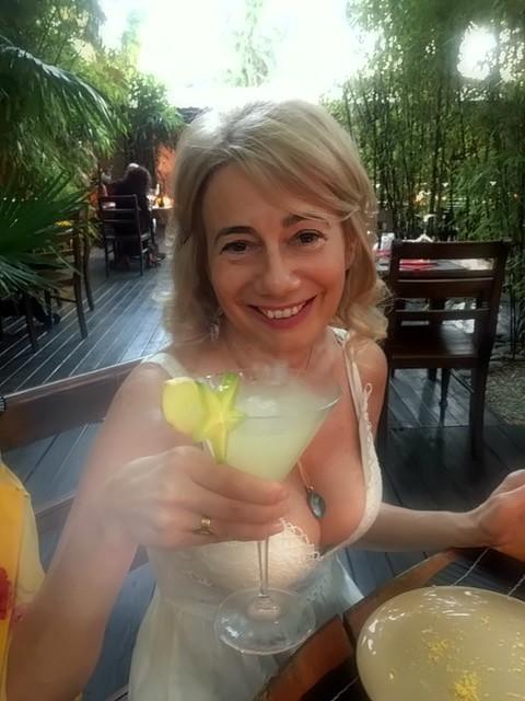 a cena da Shambala, ristorante fusion dove si bevono ottimi cocktatl