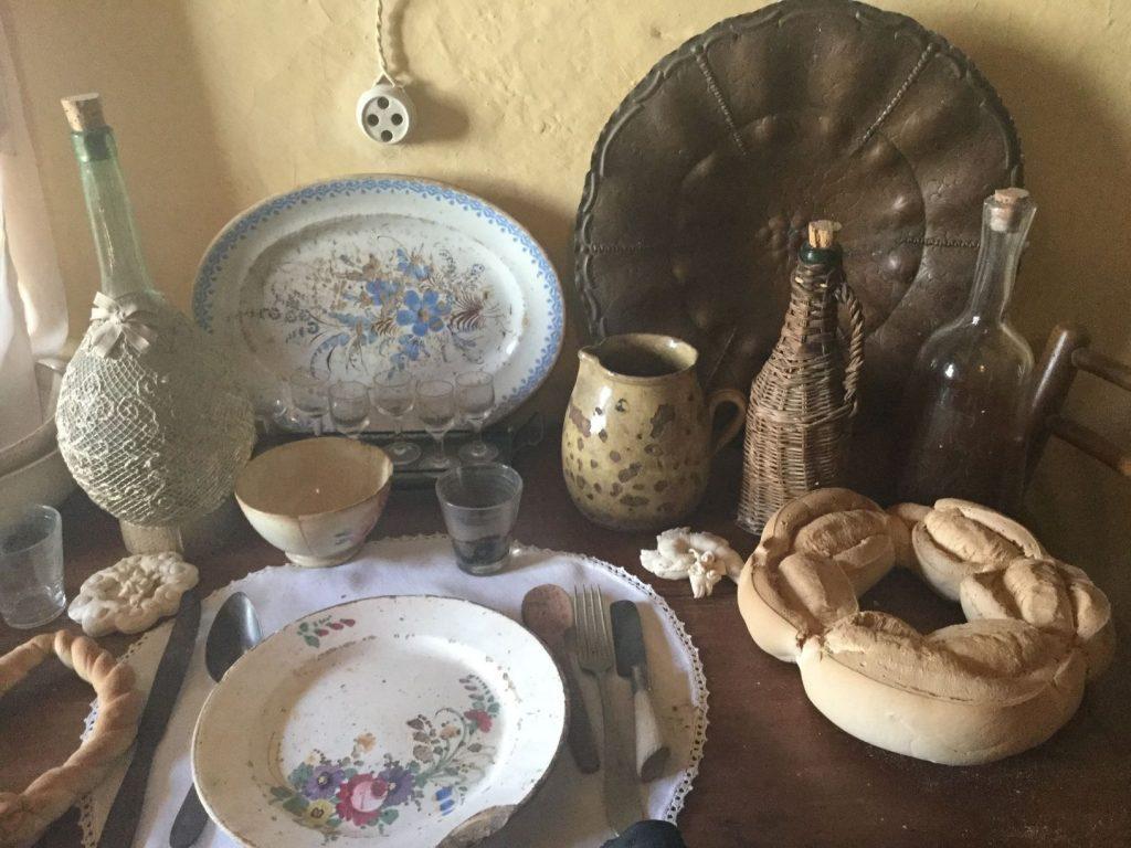 Estate in Gallura viaggio gourmet: luras