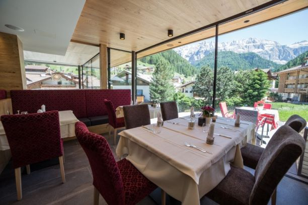 selva val gardena: ristorante freina