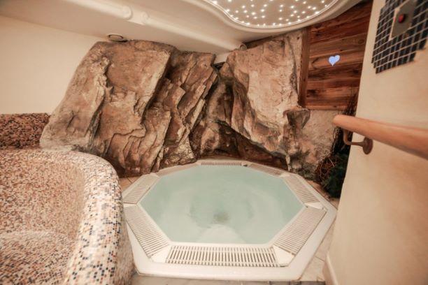 selva val gardena: spa dell'hotel freina