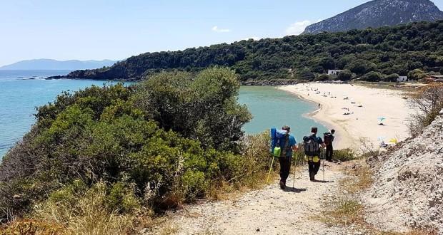 Cammino 100 torri itinerario in Sardegna