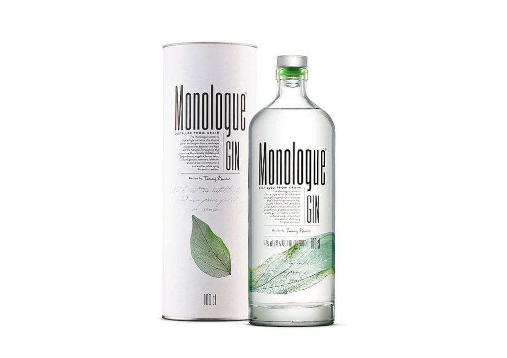 cucina gourmet slovena: gin monologue