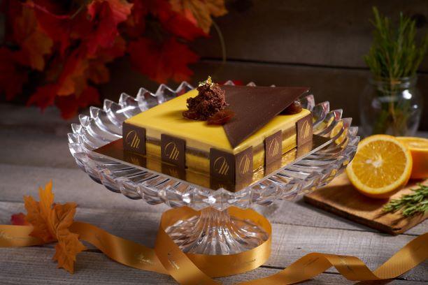 pasticcerie in lombardia: pasticceria martesana presenta tuscia, dolce con castagne e rosmarino