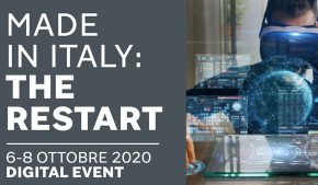 Made in Italy: the restart