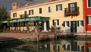 Una giornata a Torcello: locanda Cipriani