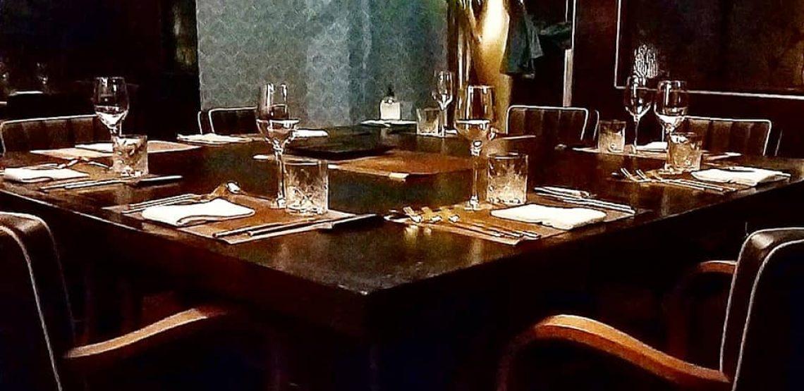 Grand Love il ristorante con un solo tavolo