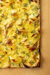 5 pizze straordinarie di Alice Pizza: patate e rosmarino