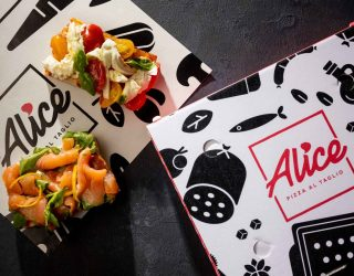 5 pizze straordinarie di Alice Pizza