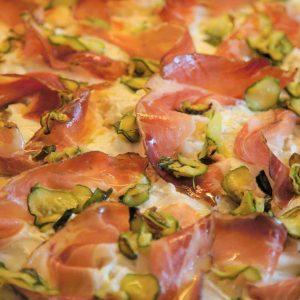 5 pizze straordinarie di Alice Pizza: speck, zucchine, ricotta