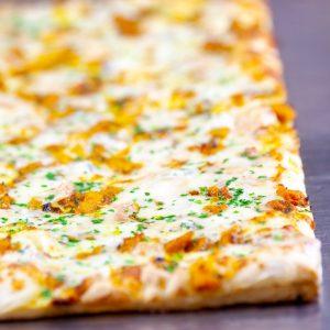 5 pizze straordinarie di Alice pizza: zucca e gorgonzola