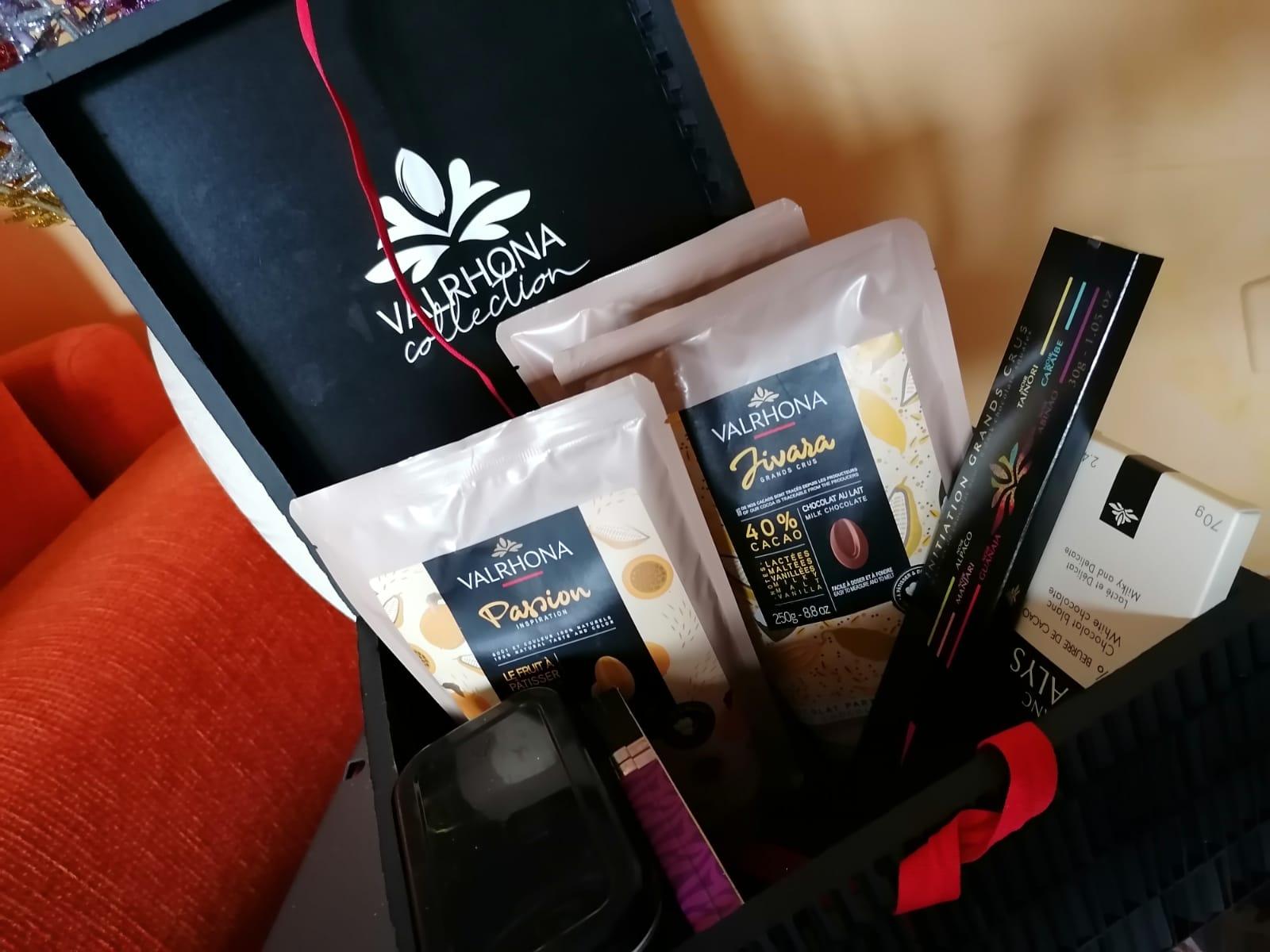 Cioccolato- Valrhona-scatola