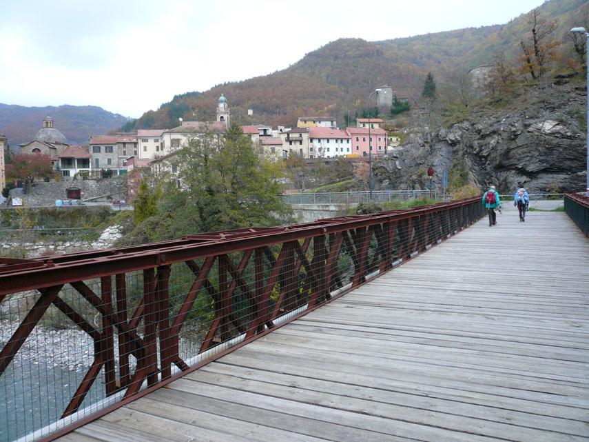 calendario dell'Avvento piacentino: ottone il borgo tra l'Emilia e la Liguria