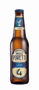 Degustare la 4 Luppoli Lager del Birrificio Angelo Poretti