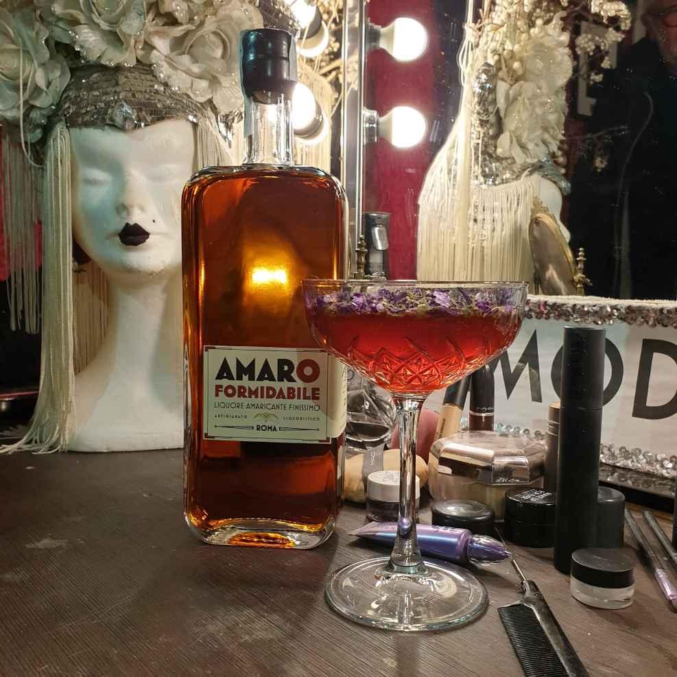 5 drink foodcultural feste: giulietta degli spiriti ispirato a fellini
