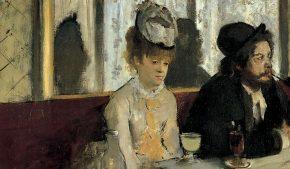 Cibo e cultura: l'assenzio di Degas