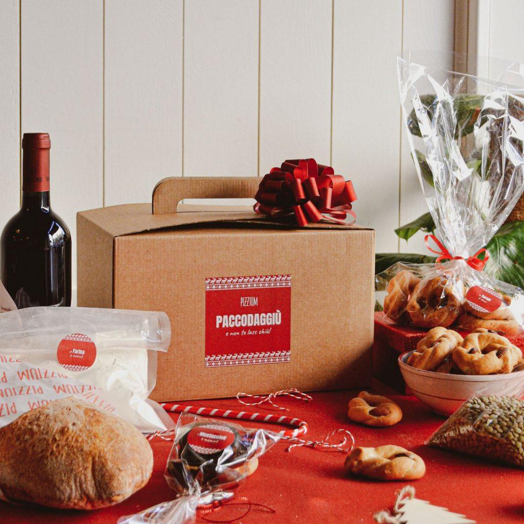 food box a domicilio: pizzium