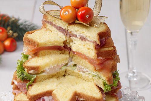 panettoni gourmet 2020: pasticceria martesana e l'albero di Natale salato