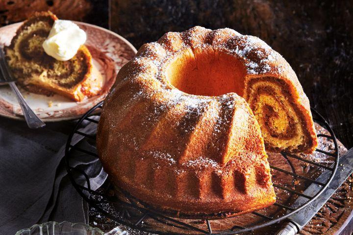 slovenia cibo e cultura: la ricetta della potica