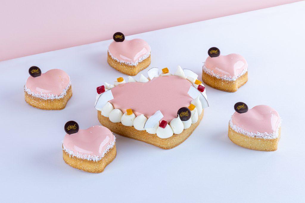 dire ti amo a san valentino: pasticceria clivati