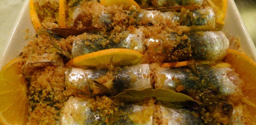 Sarde a beccaficu: una ricetta siciliana