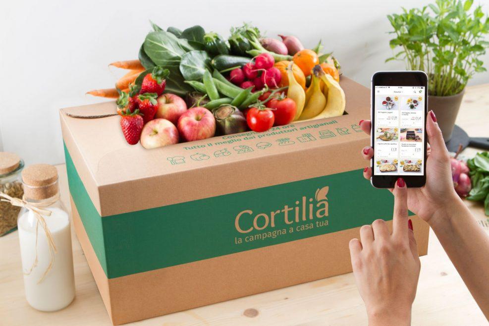 produttori, consumatori e comunità: la strategia di Cortilia