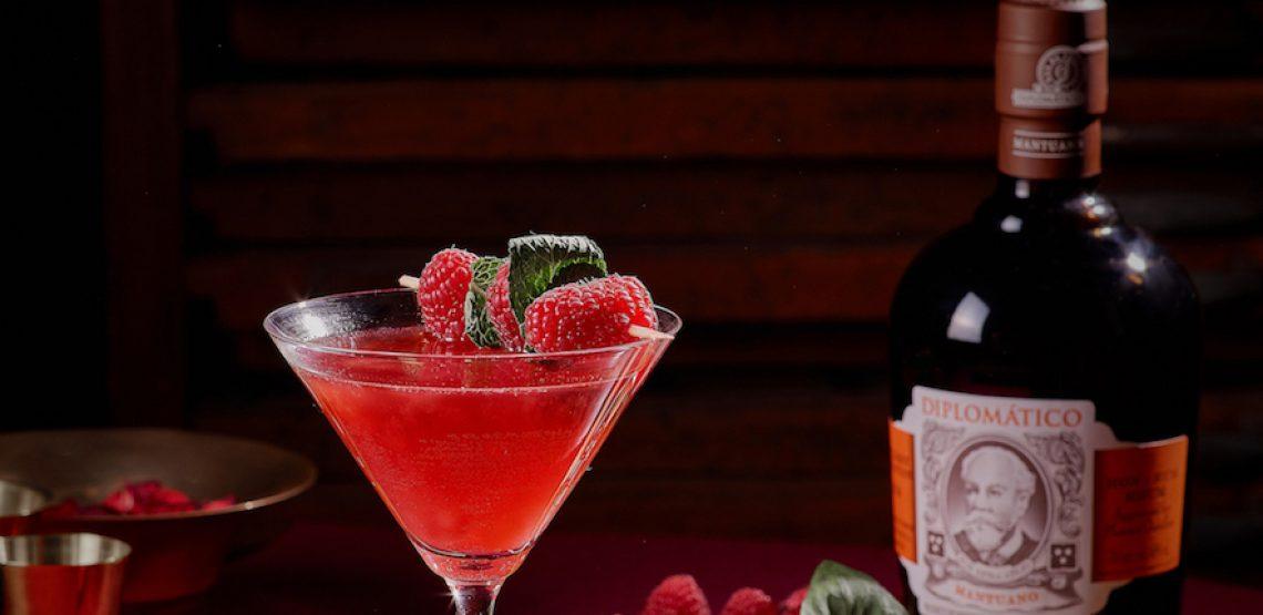 cocktail Raspberry Drop per festeggiare la ripartenza